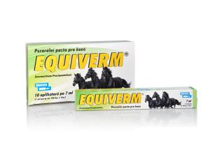 EQUIVERM – Oral Paste for horses