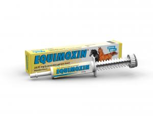 EQUIMOXIN 18.92 mg/g oral gel for horses