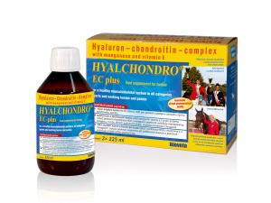 HYALCHONDRO EC PLUS - food supplement for horses