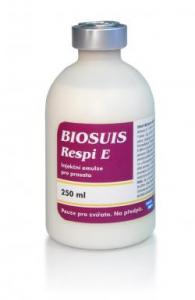 BIOSUIS Respi E, injectable emulsion for pigs