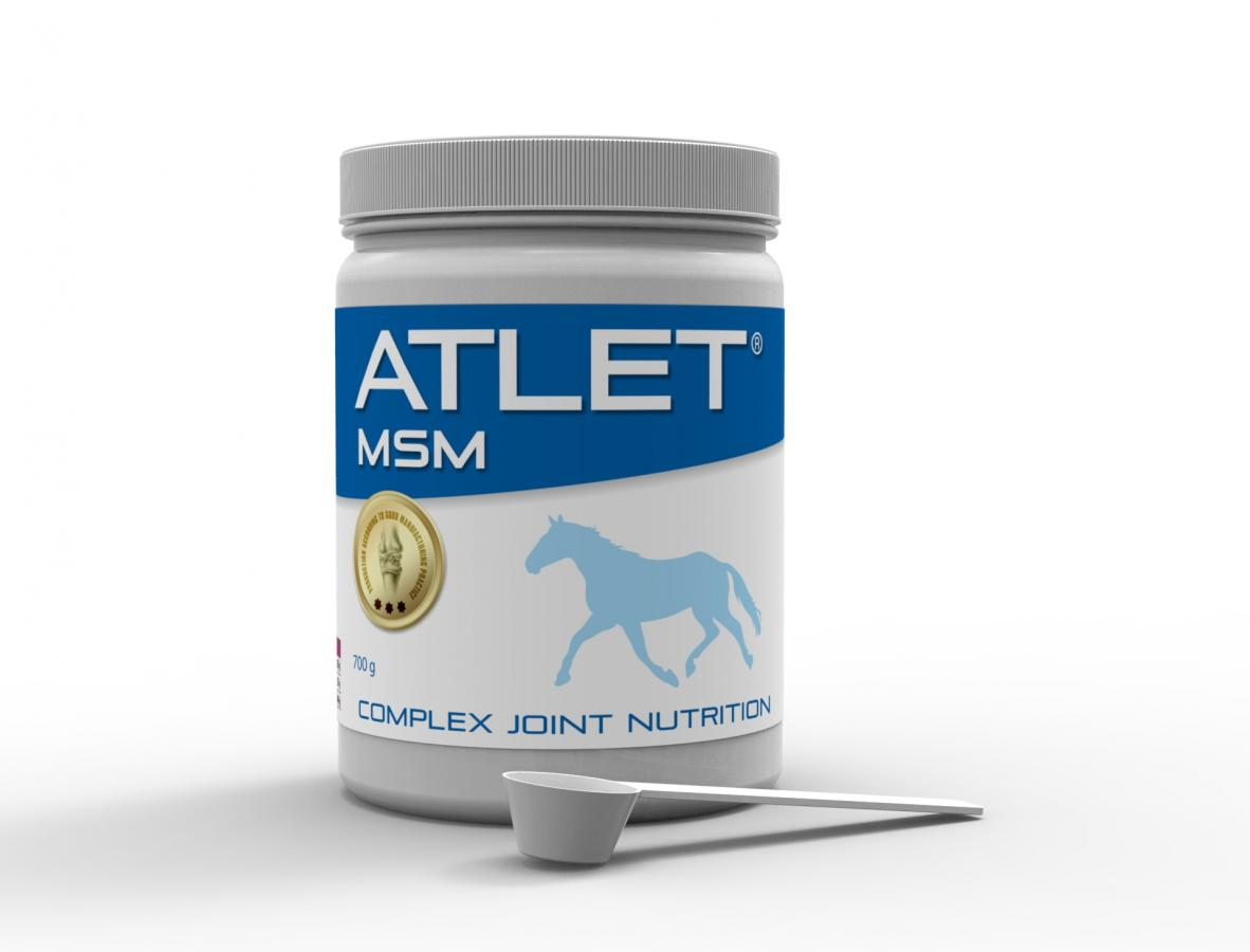 ATLET MSM Complete Joint Nutrition