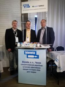 Bioveta at a Conference in Lviv