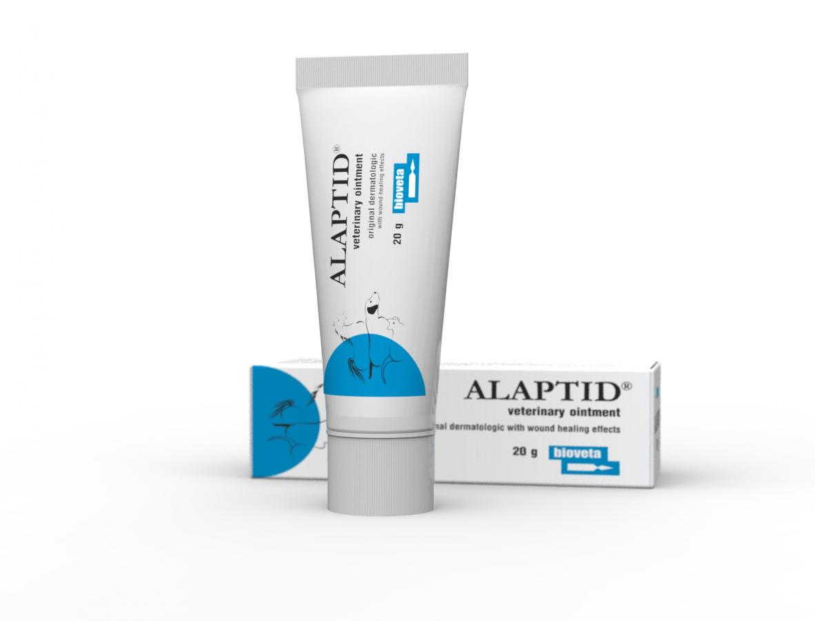 ALAPTID veterinary ointment