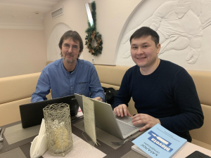 We expand our mission in Kazakhstan